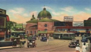Plaza Goite Mid 1930's