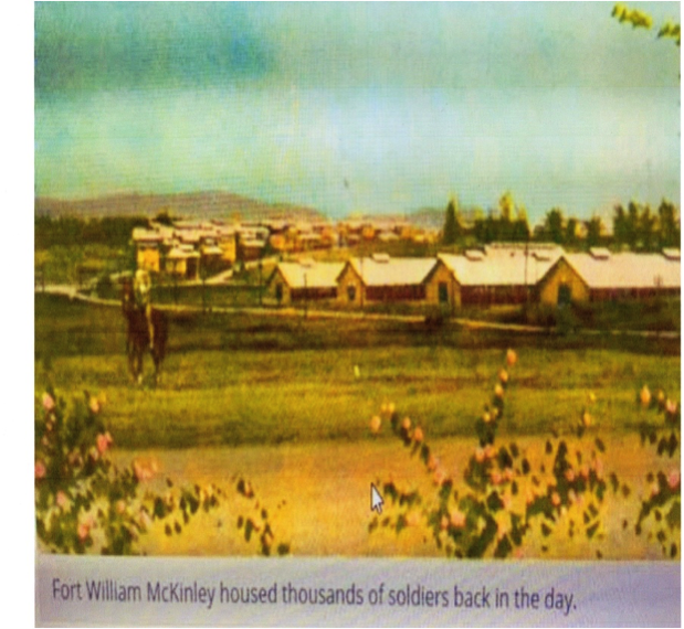 Troops Barracks